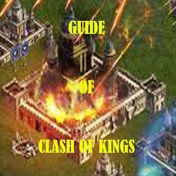 guide:clash of kings+ poster