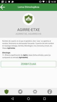 Euskal Abizenak apk screenshot