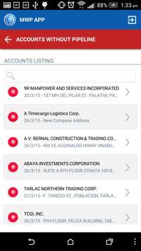 Globe SG MWP App apk screenshot
