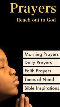 Daily Prayers - Pray to God poster