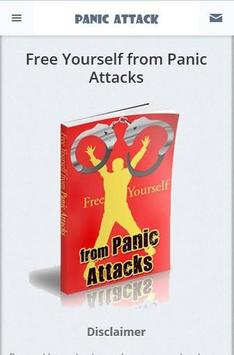 Panic Attack Solution poster