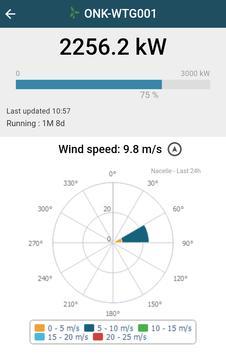 BazeField Wind Farm Monitor apk screenshot