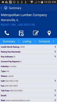 BBOS Mobile - Lumber apk screenshot