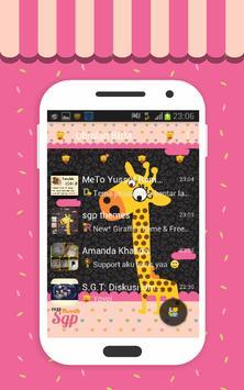 Tema Jerapah by SGP apk screenshot
