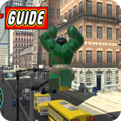 Guide LEGO Marvel's Avengers icon