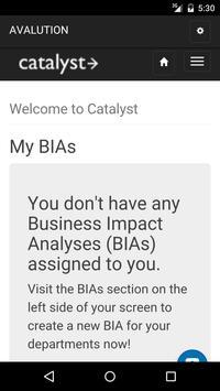 Catalyst Mobile apk screenshot