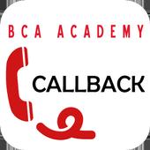 BCAA Callback icon
