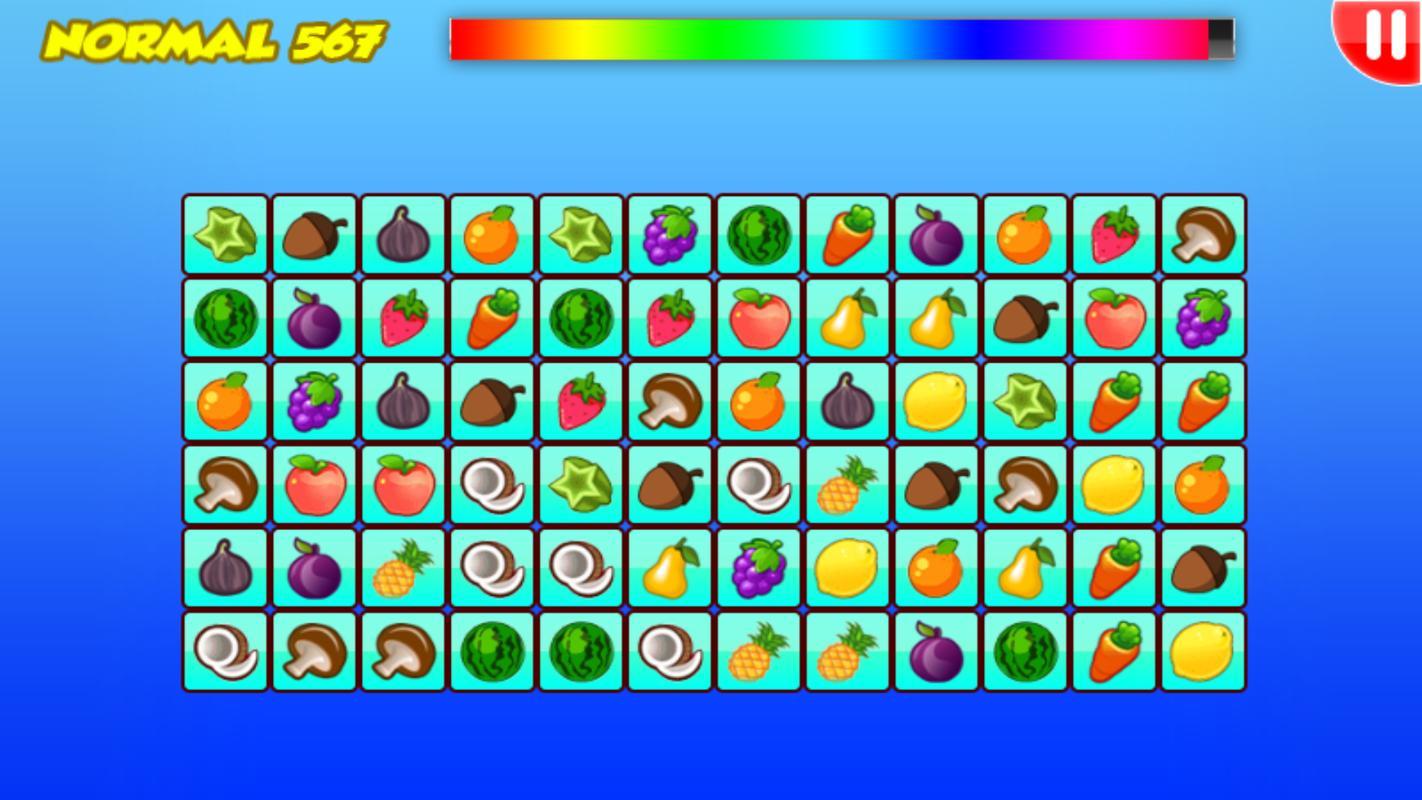 Fruit link 3 -  Fruit Link Apk Screenshot