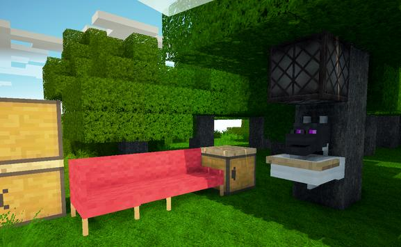 Furniture Mod For Minecraft apk screenshot