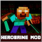 Herobrine Mod For Minecraft icon