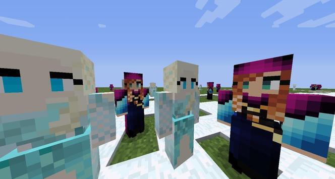Frozencraft For Minecraft apk screenshot