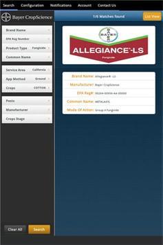 Label Guide apk screenshot