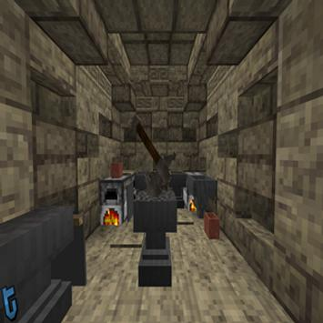 The Unseen Forces Map for MCPE apk screenshot