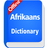 Afrikaans Dictionary Offline icon