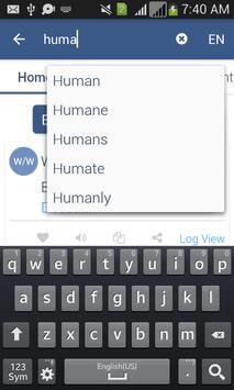 Somali Dictionary Offline apk screenshot