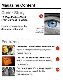 Church Leadership Magazine apk screenshot