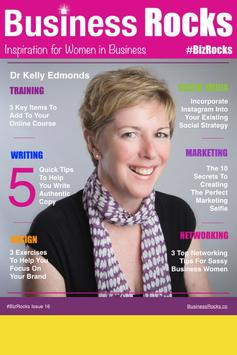 Business Rocks Womens Magazine apk screenshot