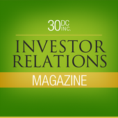 30DC Investor Relations Mag icon