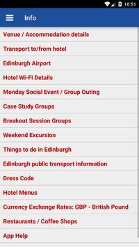 BDO International Events apk screenshot