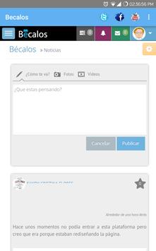 BÉCALOS apk screenshot