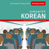Onboard Korean Phrasebook icon