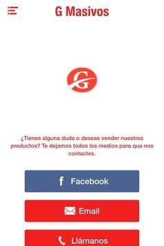 G Masivos apk screenshot