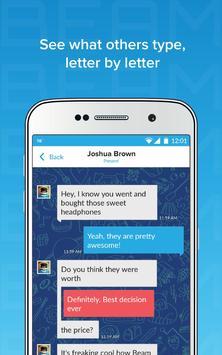 Beam Messenger: Real Time Text apk screenshot