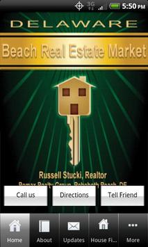 Beach Real Estate poster