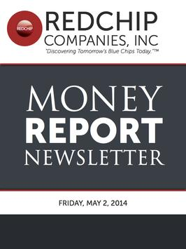 The RedChip Money Report poster
