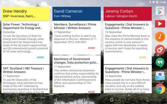 Commons apk screenshot