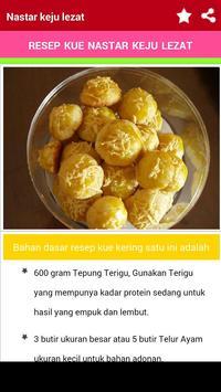 Resep Kue Nastar apk screenshot