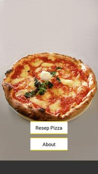 Resep Pizza Lengkap poster