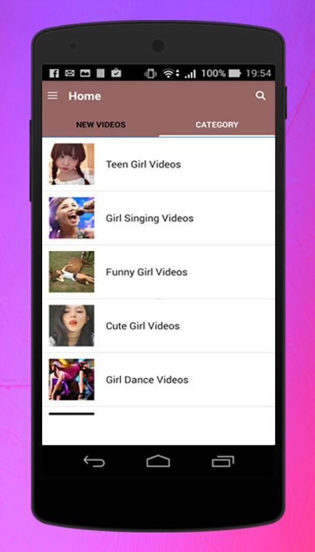 Sexy Beautiful Girls Videos APK Download - Free