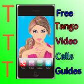 Free Tango Video Calls Guides icon