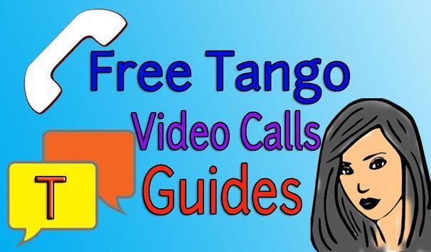 Free Tango Video Calls Guides apk screenshot