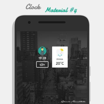 Flat Material Zooper apk screenshot