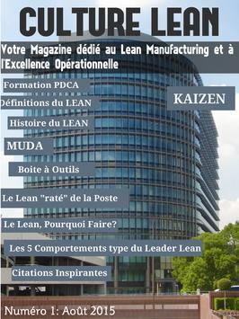 Culture Lean poster