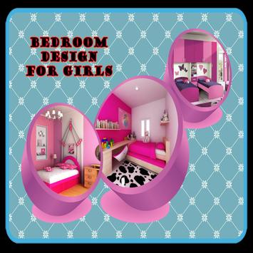 Bedroom Design for Girls poster
