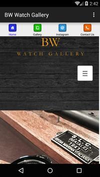 BW Watch Gallery apk screenshot