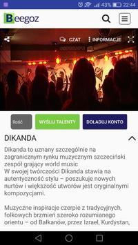 Beegoz apk screenshot