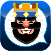 Chat for Clash Royale icon