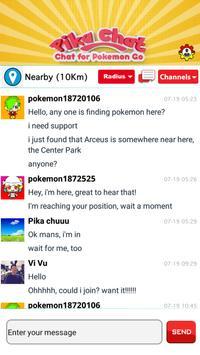 Community for Pokémon Go apk screenshot