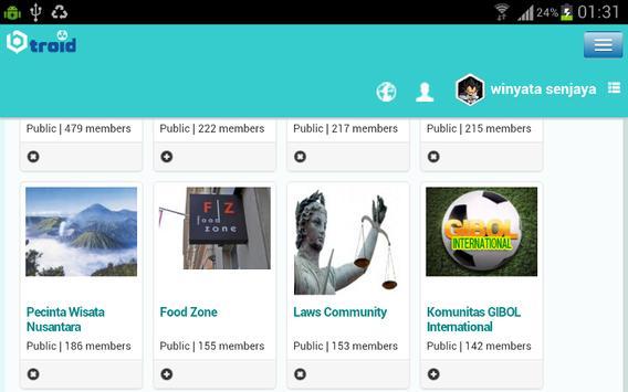 Beetroid apk screenshot