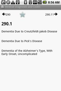 BKS Medical Diagnoses & Codes apk screenshot
