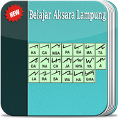 Belajar Aksara Lampung lengkap icon