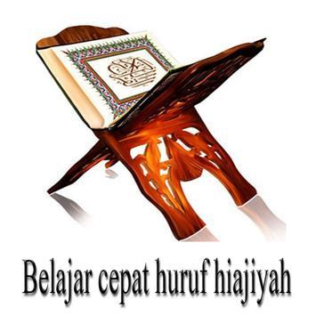 Belajar huruf hijaiyah lengkap apk screenshot