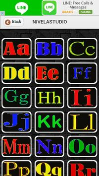 Readthenumbers,lettershijaiyah apk screenshot