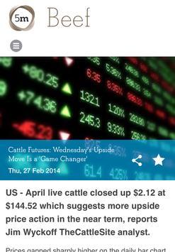 The Beef Site apk screenshot