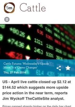The Cattle Site apk screenshot