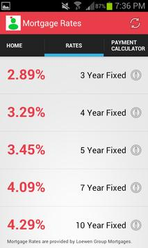 Canadian Mortgage Expert apk screenshot
